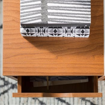Adesivo Amadeirado Cabreúva Vermelha 3 METROS X 45 CM