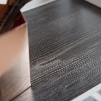 adesivo para moveis madeira escura