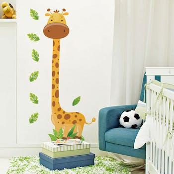 Adesivo de Parede Girafa