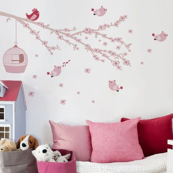 Adesivo de parede Sonho Encantado