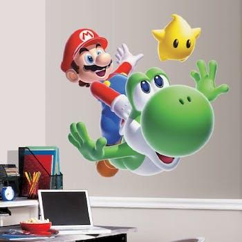 Adesivo de parede Super Mario Galaxy 2
