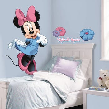 adesivo de parede Minnie - RMK1509