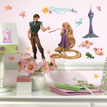 Adesivo Parede Rapunzel