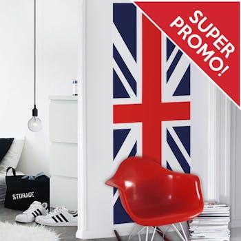 Adesivo de Parede Bandeira Britanica