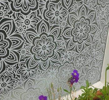adesivo de janela candice