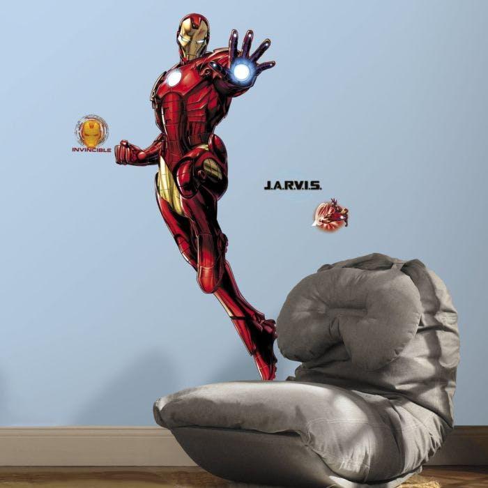 Homem de Ferro Gigante aplicado