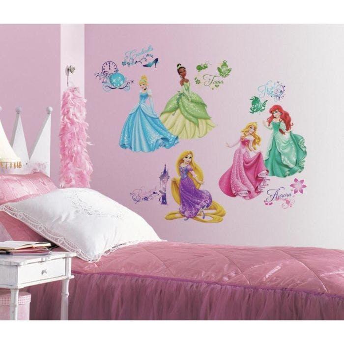 Adesivo de Parede Princesas da Disney - Baile Real