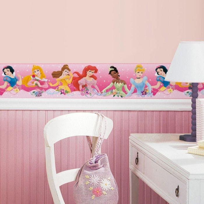 Faixa Princesas da Disney