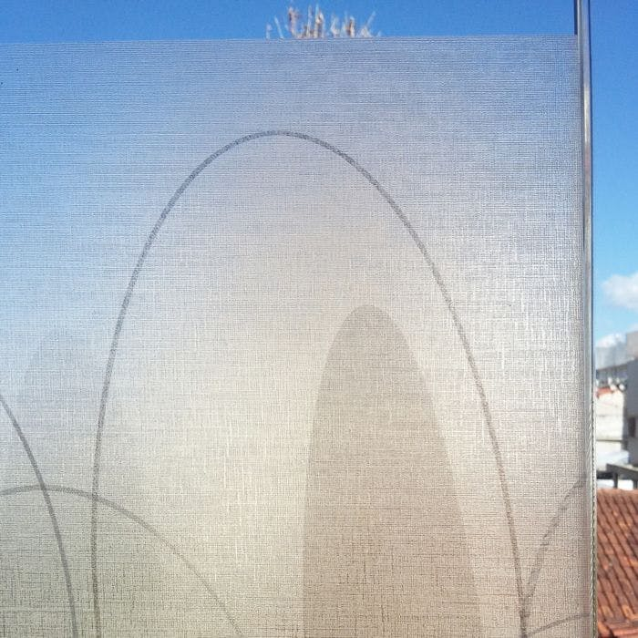 adesivo janela de vidro