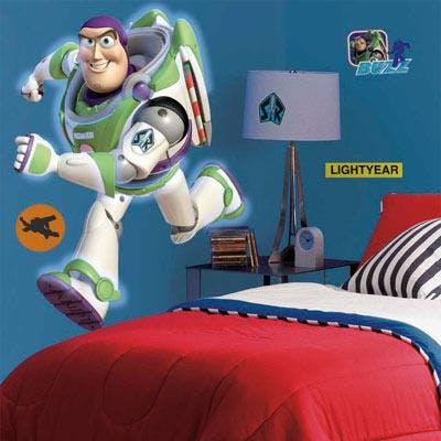 Adesivo Buzz Lightyear