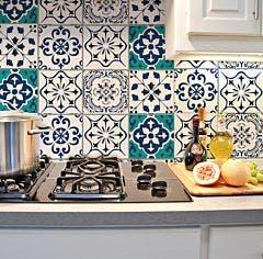 Adesivo de Azulejo Mix Bernini