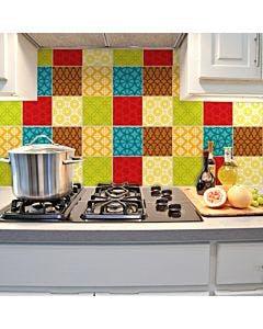 Adesivo de Azulejo Mix Multi Color