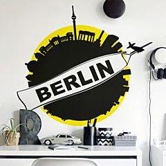 Adesivo de Parede Berlin alemanha
