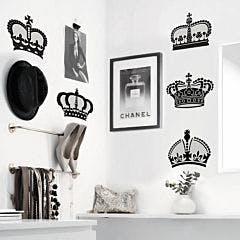 Adesivo de Parede Coroa
