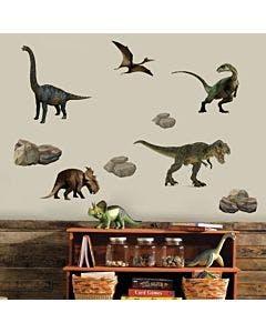 Adesivo de parede Dinossaurs