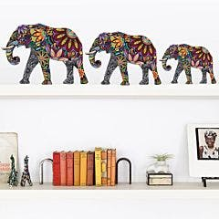 Adesivo de Parede Elephant