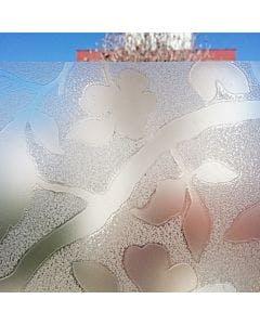 textura adesivo de vidro spring estatico