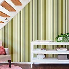 papel de parede verde capim