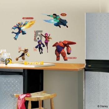 Adesivo de parede Big Hero 6