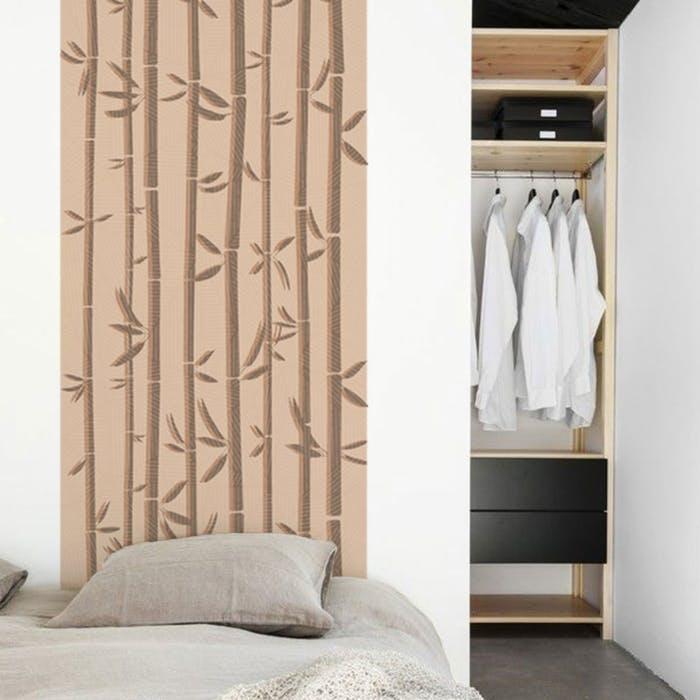 Adesivo de Parede Bambusa