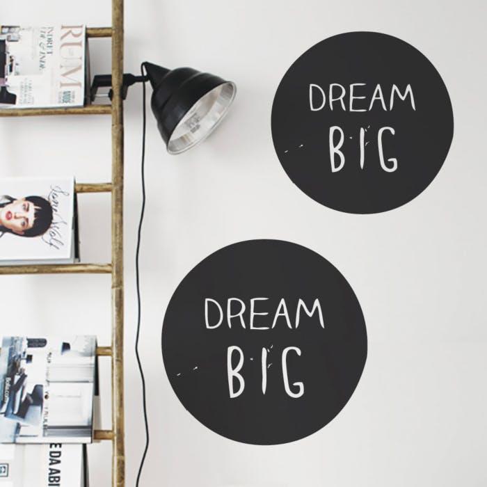 Adesivo de Parede Dream Big