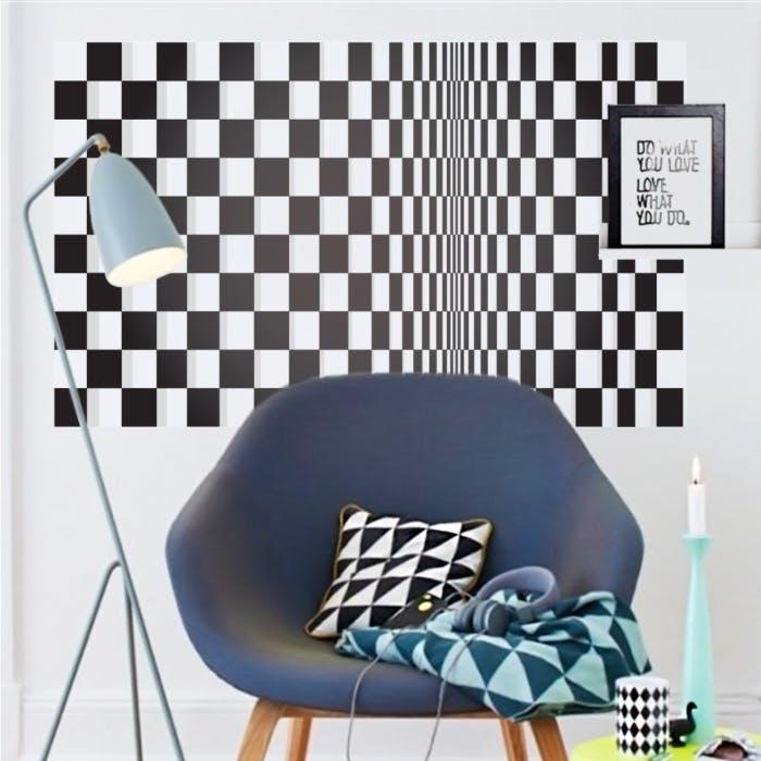 Adesivo de parede Efeito Visual