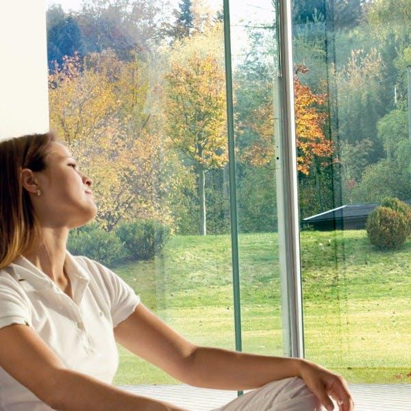 Adesivo de Vidro Sun Protection