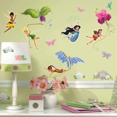 adesivo de parede Fadas Dis - RMK1493
