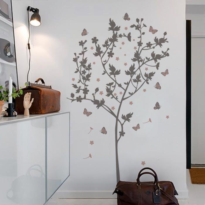 Adesivo de Parede Fall Tree