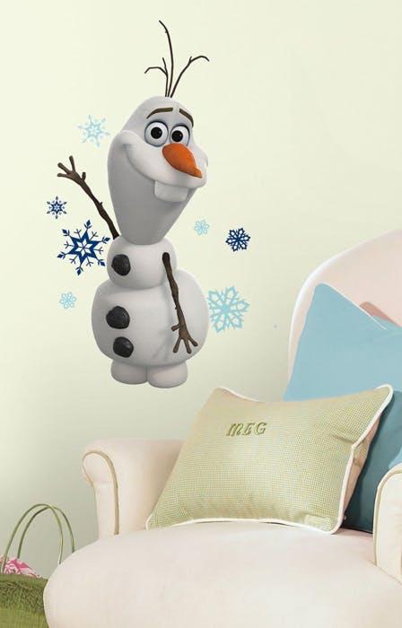 Frozen Olaf Aplicado