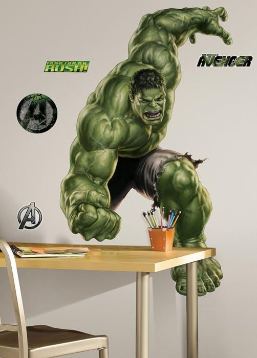 Adesivos de Parede Hulk