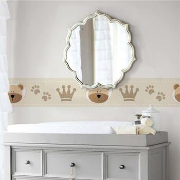 Faixa decorativa king baby bear