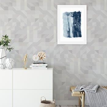 Papel de parede para Sala Geometrico