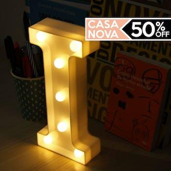 letra-i-luminaria-decorativa-luminosa-led
