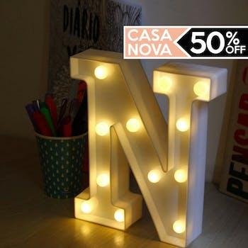 letra-n-luminaria-decorativa-luminosa-led