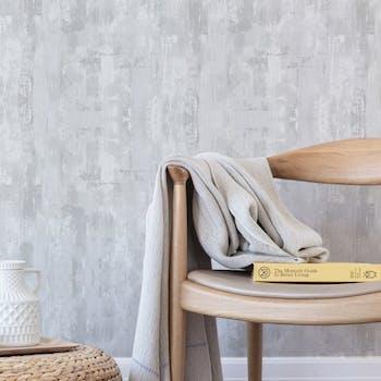 papel de parede cimento pintura