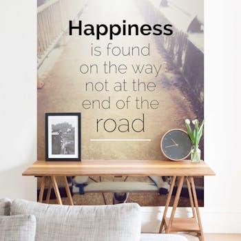 Papel de Parede Happiness