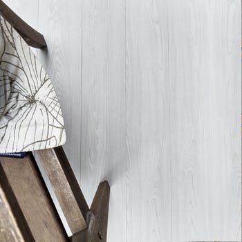 piso adesivo branco