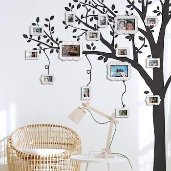 Porta Retrato Árvore Genealógica
