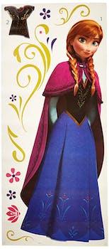 Princesa Anna Gigante aplicado
