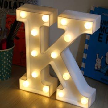 Quadro luminoso K