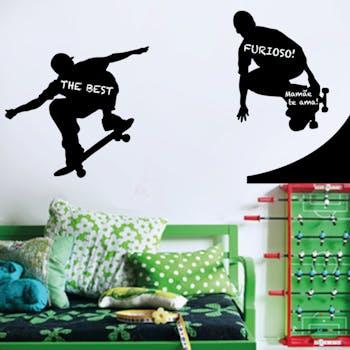 Skater Giz de Cera